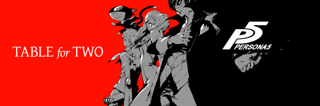 Table for Two – Persona 5